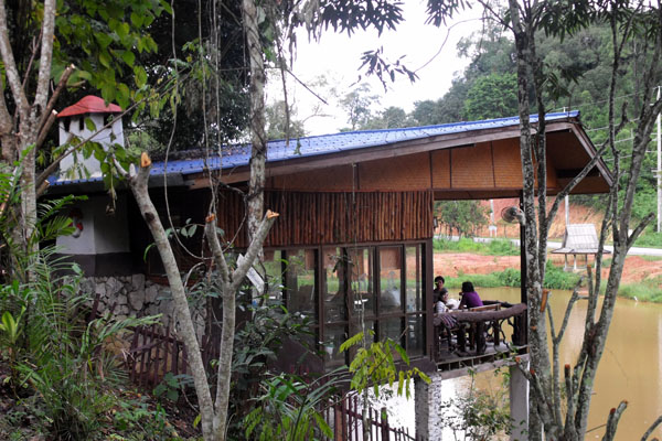 The Mushroom Research Centre, Chiang Mai, Thailand